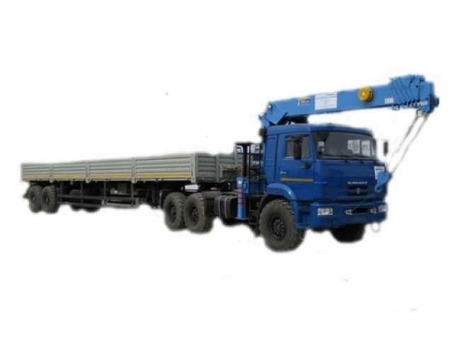 Предложение: Кран+борт шоссейные, вездеходы