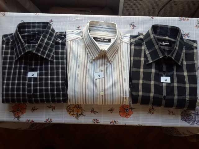 Продам Рубашки Ted Lapidus, футболки, поло