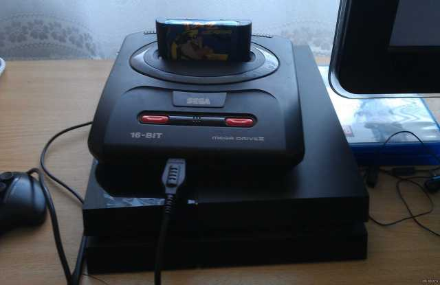 Продам Sega Mega Drive 2
