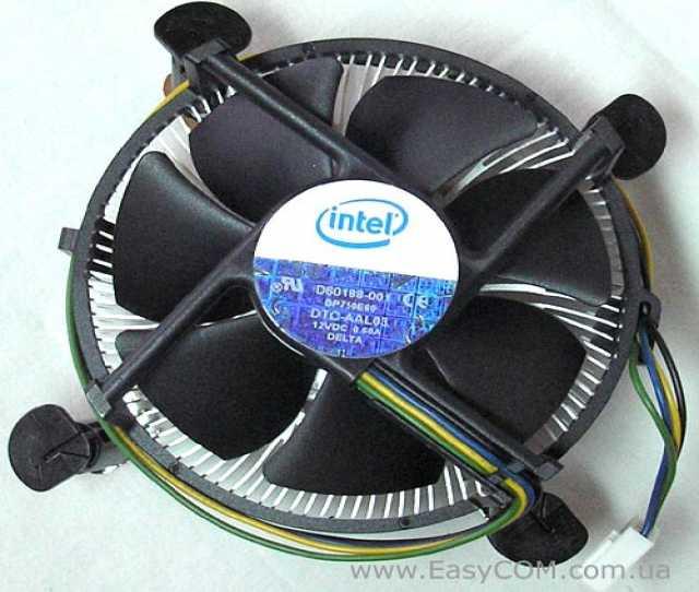 "Продам Кулер для процессора ""INTEL D60188-001""."