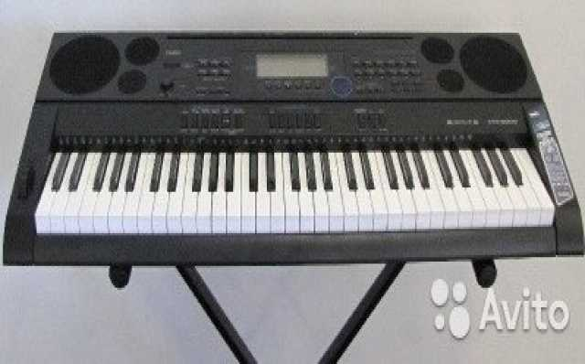 Продам CASIO CTK-6000 Синтезатор