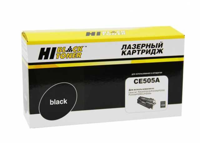 Продам: Картридж HP CE505А