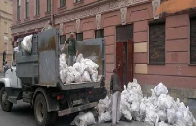 Предложение: Вывоз мусора (строительный, старой мебел