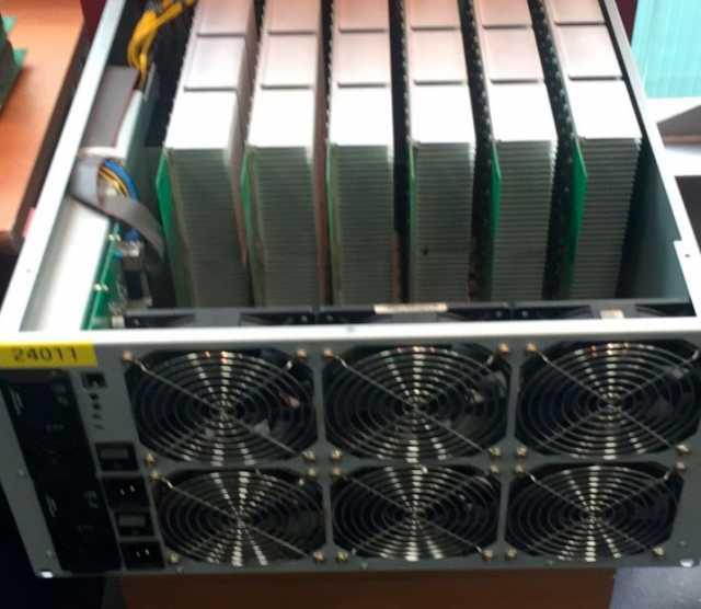 Продам Майнер Bitfury B8 (SHA-256 Miner 50TH/s)