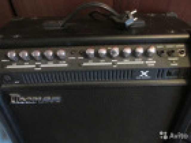 Продам гитарный комбик Ibanez tbx 65r