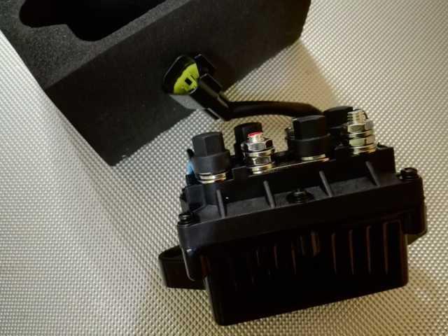 Продам Реле гидроподъема Yamaha 3 контакта