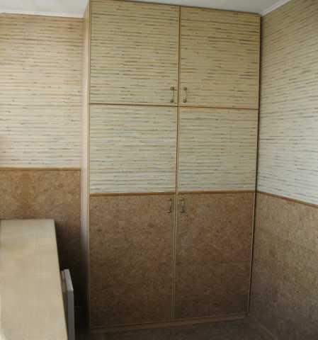 Предложение: Шкафы на балкон встроенные, компактные з