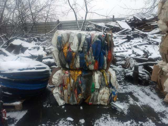 Продам Полимерные отходы ПНД