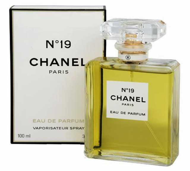 Продам Chanel №19 100 ml