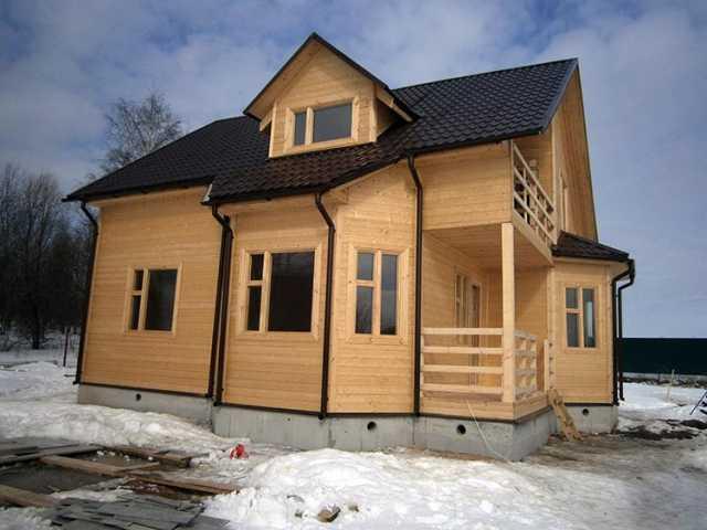 Предложение: Щитовые жилые и дачные дома под ключ