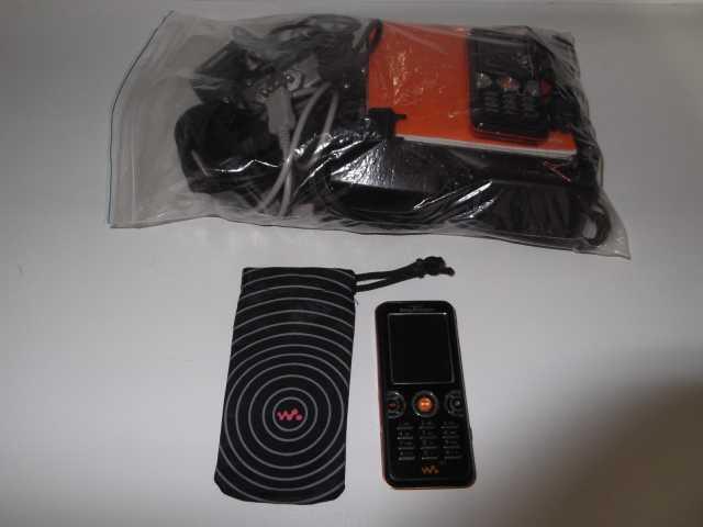 Продам Sony Ericsson W610i + мегадовесок