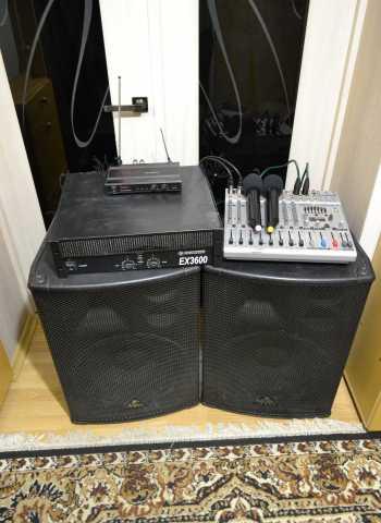 Продам Концертное Звуковое Оборудование