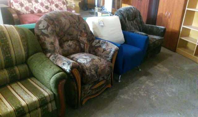 Продам кресла мягкие