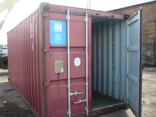 Продам Бытовка БК-02,  контейнер 6х2,4