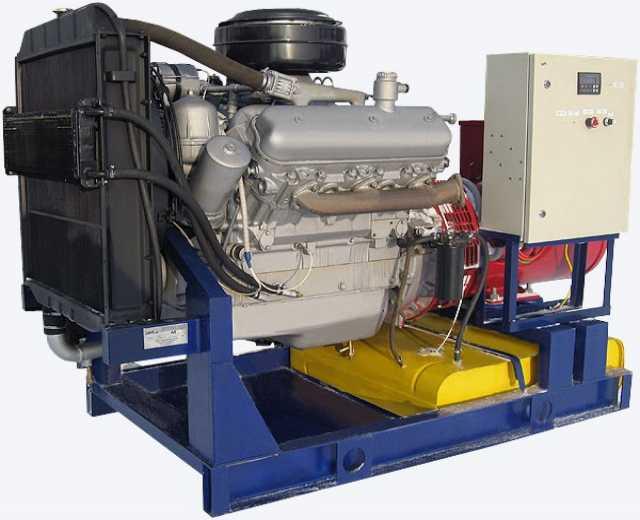 Продам Дизельная генераторная установка 120 кВт