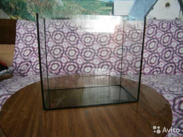 Продам Продам аквариум на 20 л