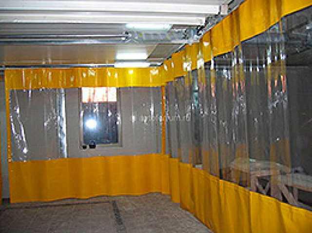 Предложение: шторы для автомойки