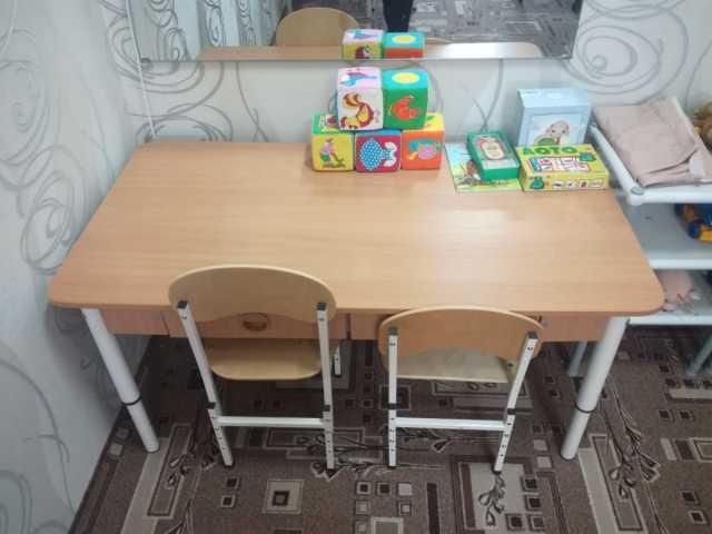 Продам: Стол регулируемый детский
