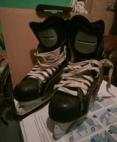Продам: коньки хоккейные