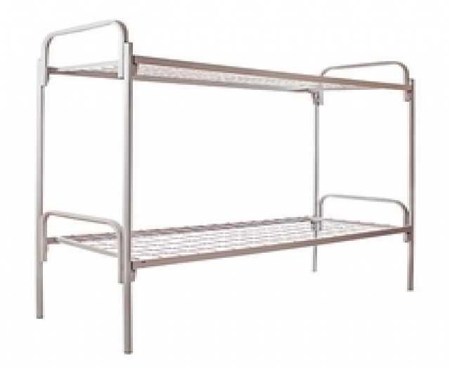 Продам Кровать металлическая 2-ух ярусная