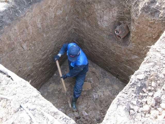 Предложение: Земельные, земляные работы, ручная копка