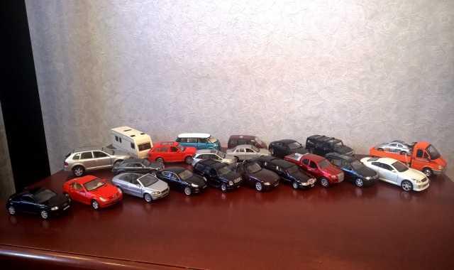 Продам Коллекционные сувенирные машинки