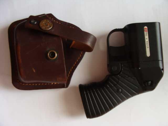 Продам травматический пистолет ОСА (подробнее: