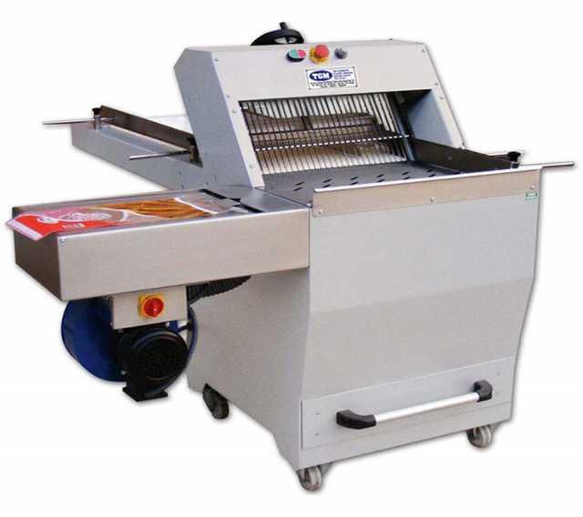 Продам: Хлеборезательная и упаковочная машина ED