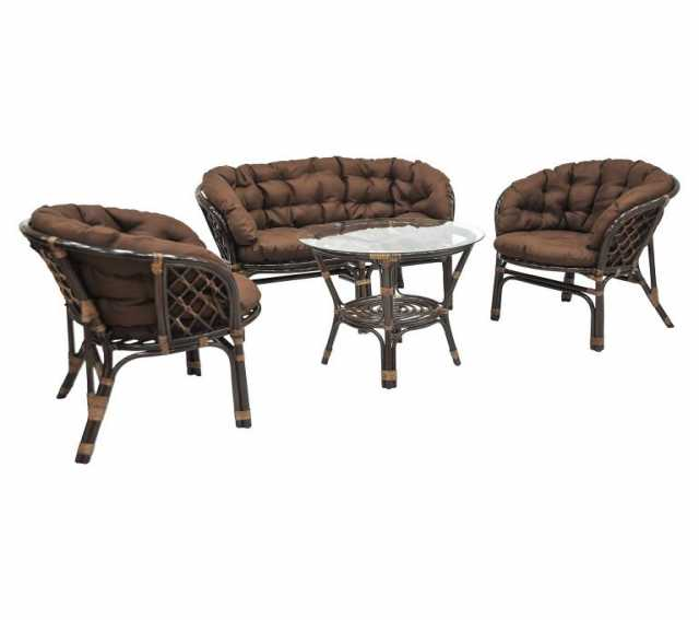 Продам набор мебели из ротанга