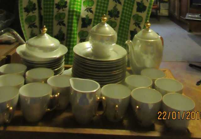 Продам Продаю чайный сервиз производства польши