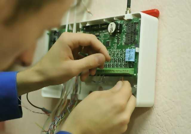 Предложение: Установка системы контроля доступа