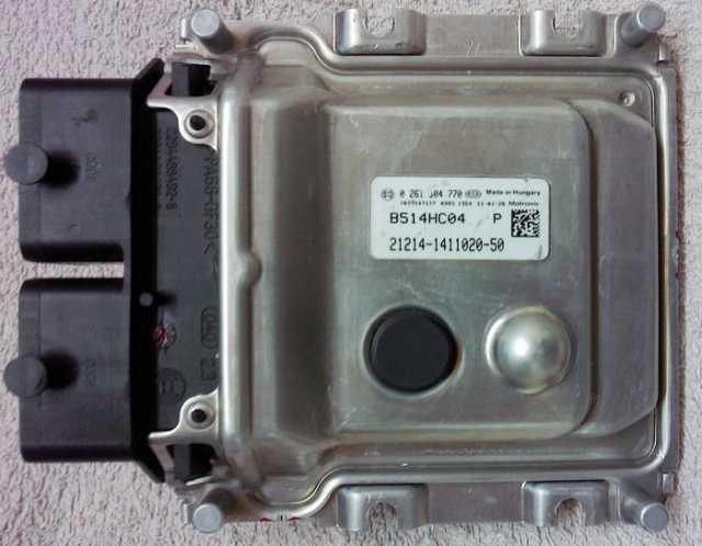 Продам: Мозги Эбу контроллер 21214-1411020-50