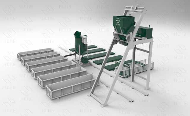 Продам Оборудование для производства газобетона
