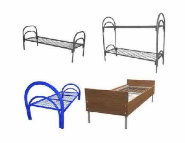Продам Купить металлические кровати, кровати де