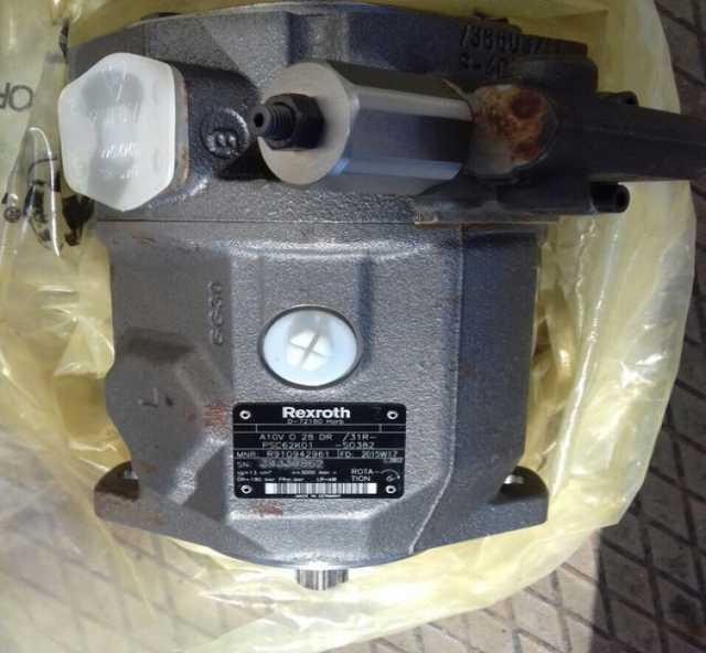 Продам: Шиберный гидронасос A10VO28 Bosch Rexrot