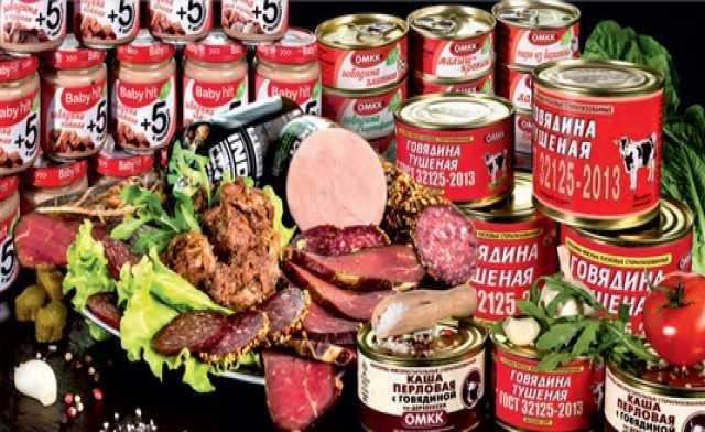 Продам Тушенка, мясные консервы, дет. питание