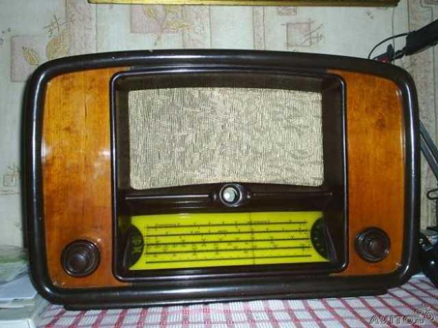 Куплю Радиоприёмник ламповый
