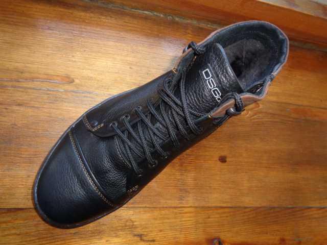 Продам Ботинки зимние 42 р новые, кожа, мех
