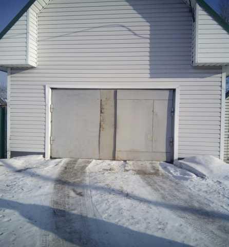 Продам ворота гаражные