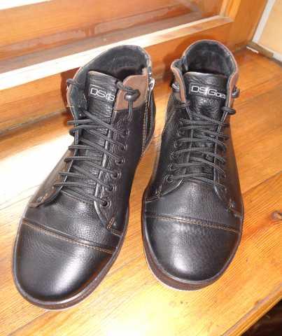 Продам Ботинки зимние 41,42 р новые, кожа, мех