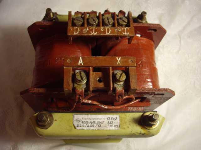 Продам: Трансформатор ОСМ-0,63-ОМ5