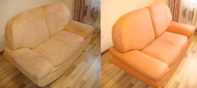 Предложение: Химчистка мягкой мебели и ковролина