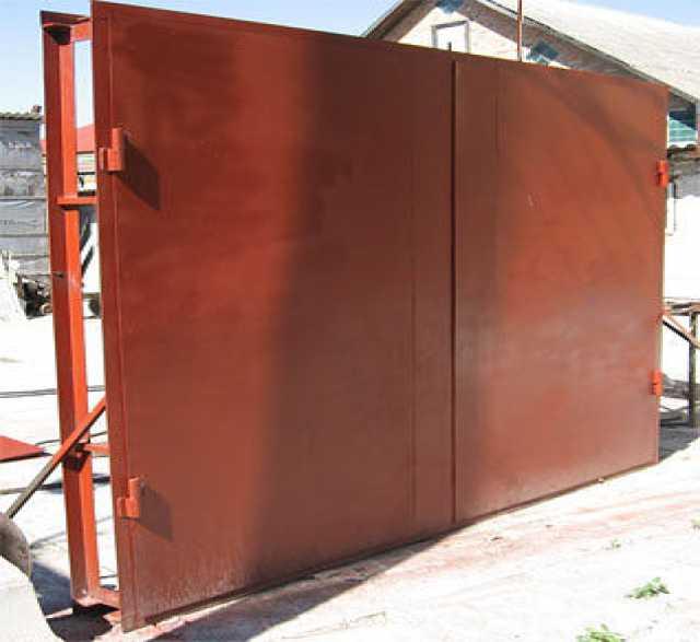 Продам: Ворота для гаража.