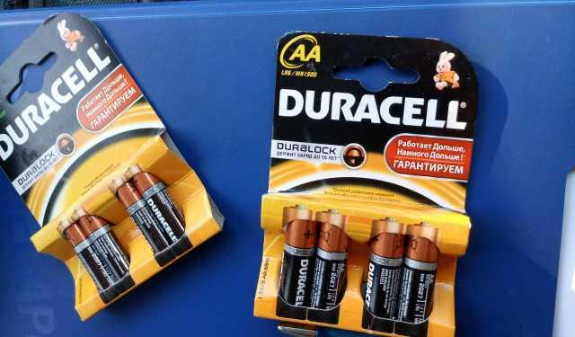 Продам Батарейки Duracel