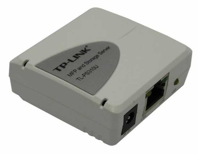 Продам Внешний принт-сервер TP-LINK TL-PS310U