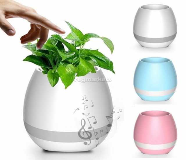 Продам Smart Music Flowerpot