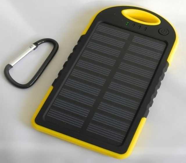 Продам: на солнечных батареях solarcharger25000