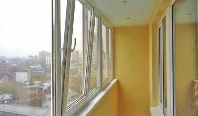 Продам балконная рама