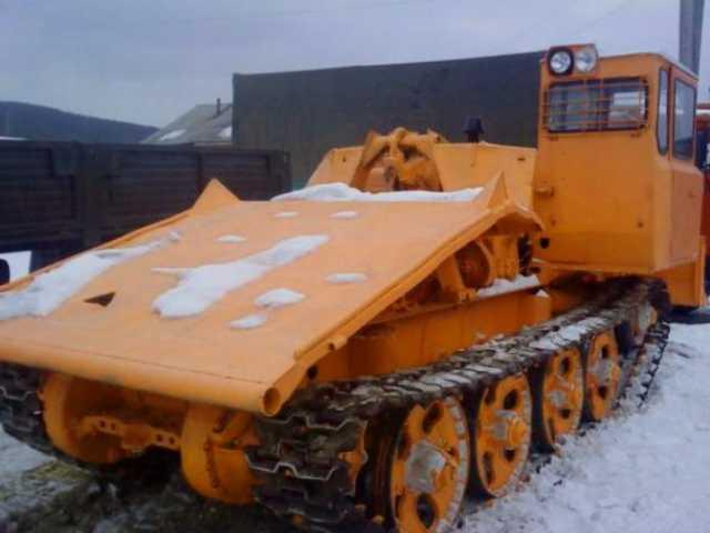 Продам Трелевочные тракторы ТДТ-55 ТТ-4