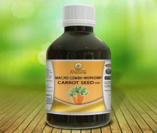 Продам Масло семян Моркови, 200 мл. Египет